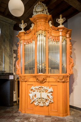 backer orgel